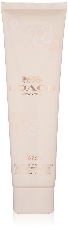 Coach Floral Perfumed Body Lotion, 5.0 Fl Oz