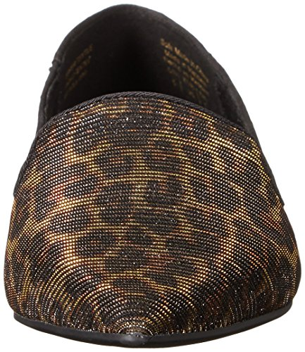 ALDO Womens Luisi Pointed Toe Flat, Multi/Metallic, 8 B US