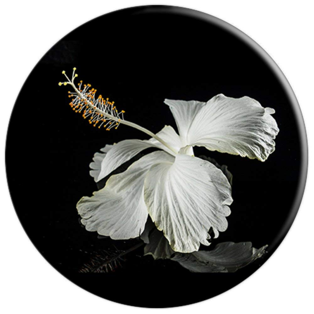 Amazon romance in black and white hibiscus flower phone grip amazon romance in black and white hibiscus flower phone grip popsockets grip and stand for phones and tablets cell phones accessories izmirmasajfo