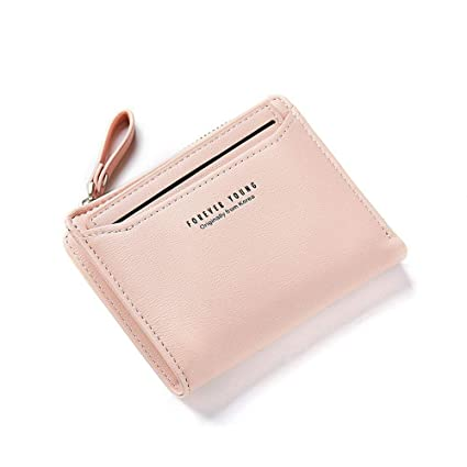 Amazon.com: AWMYHKDW Women Wallets with Individual Id Card ...