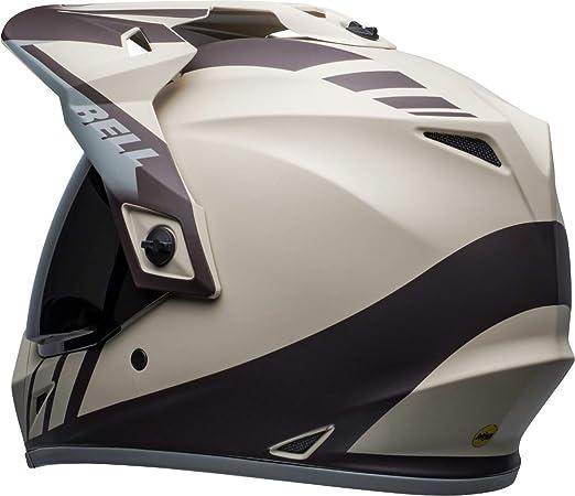 Bell Helmet Mx 9 Adventure Mips Dash Sand Brown Grey S Auto