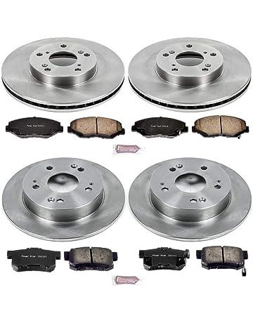 Amazon com: Rotors - Brake System: Automotive