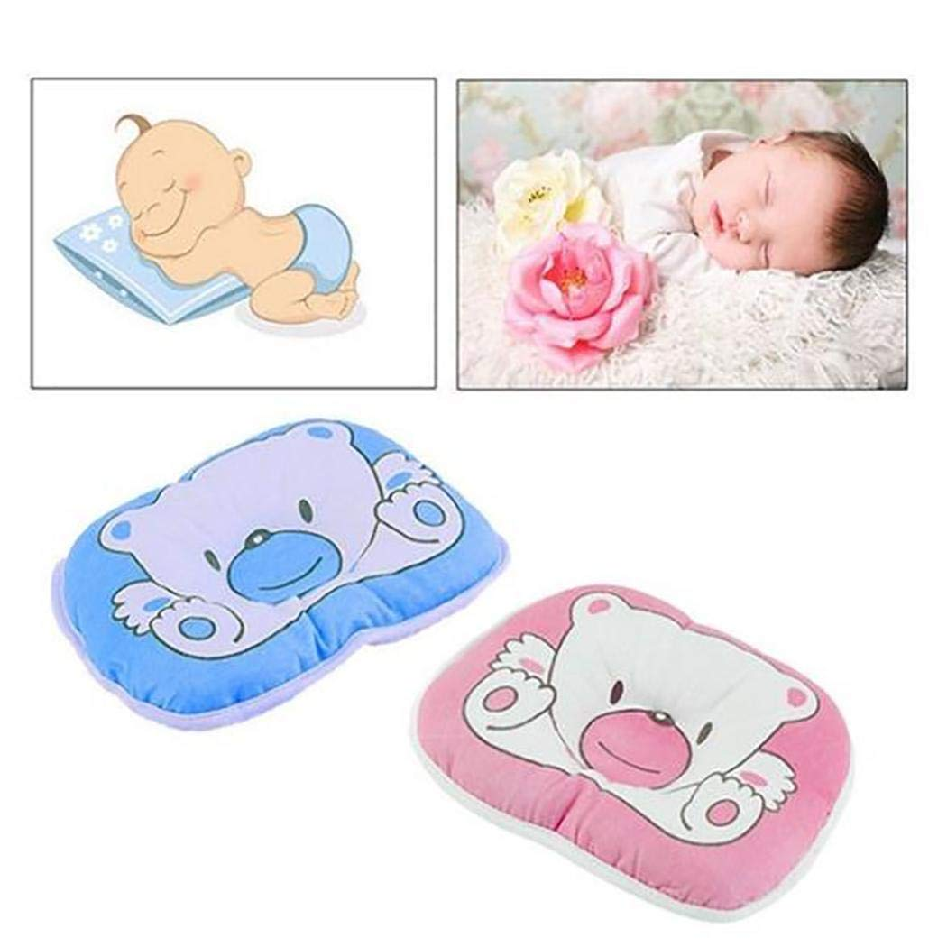 Xixini Animal Print Baumwolle Baby Neugeborenen Stützkissen Kissen