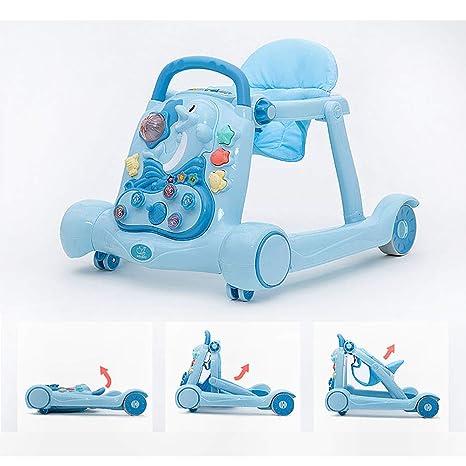 CX Best Plegable para niños pequeños Andador Primeros Actividad ...