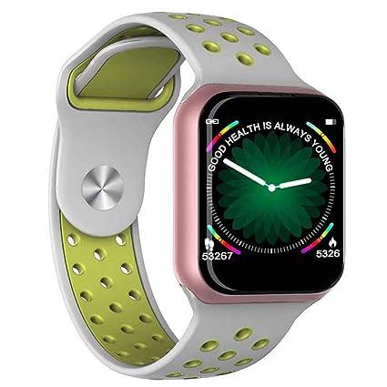 Blatboy F8 Smartwatch - IP67 Resistente al Agua, Pantalla de ...