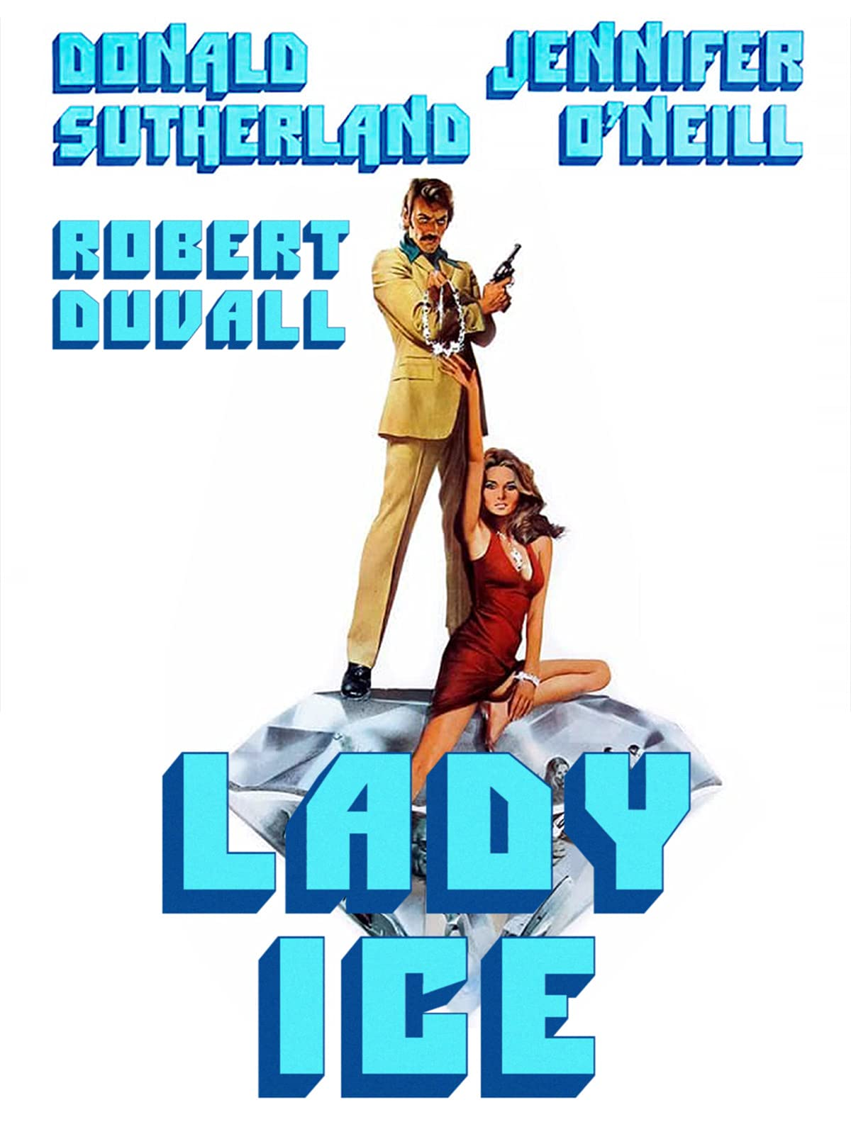 Lady Ice on Amazon Prime Video UK