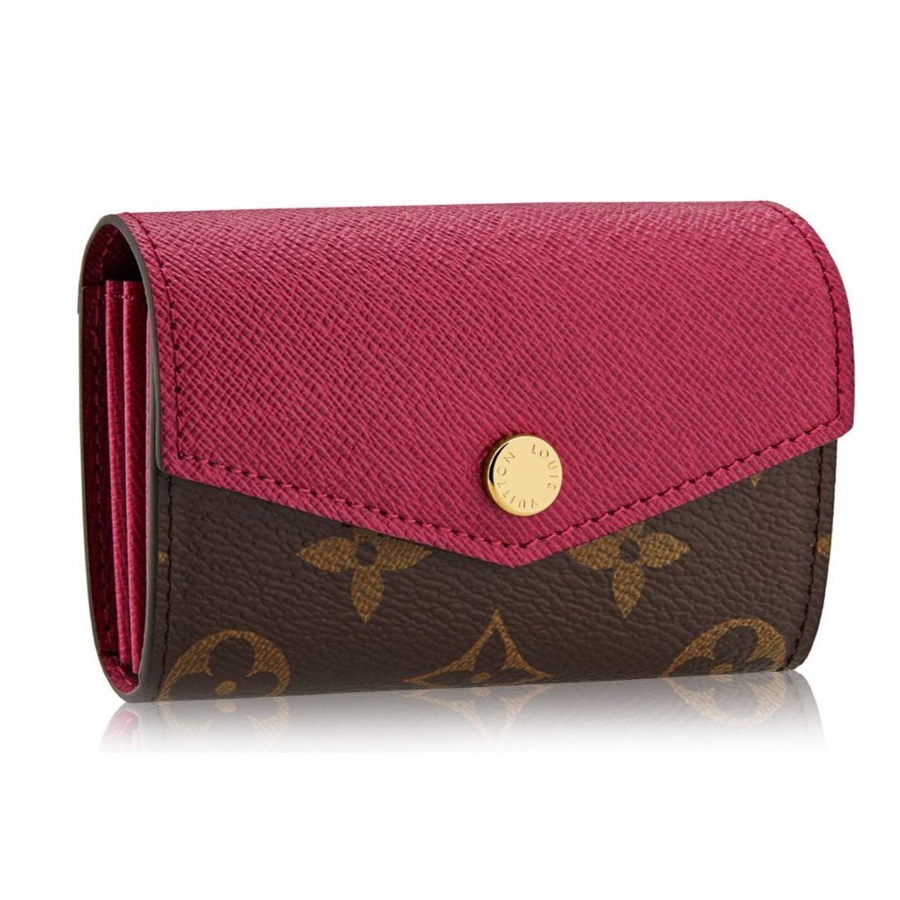 f93fb094a2b52 Louis Vuitton Monogram Sarah Wallet Multicartes M61273 Made in France at  Amazon Women s Clothing store