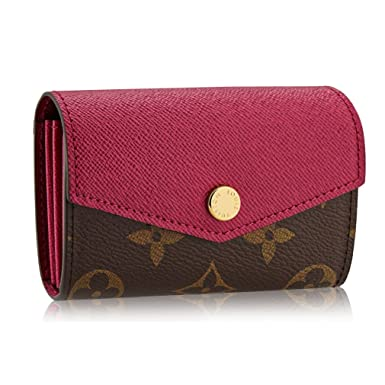 Louis Vuitton Made In France >> Louis Vuitton Monogram Sarah Wallet Multicartes M61273 Made