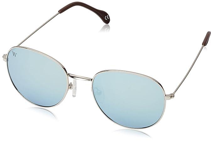 Wolfnoir, AKELA SILVER REFLECT - Gafas De Sol unisex color azul metalizado/plata, talla única