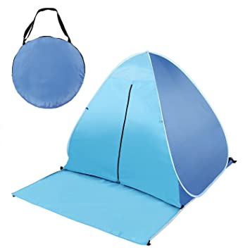 Pop Up Bench Tent?Outdoor Automatic Sun Shelter Instant Portable Canopy Tent for 2 or  sc 1 st  Amazon.com & Amazon.com: Pop Up Bench Tent?Outdoor Automatic Sun Shelter ...
