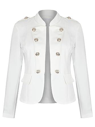 Trajes chaqueta mujer amazon