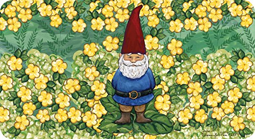 Toland Home Garden Garden Gnome Anti-Fatigue Comfort Mat, 20 by 38