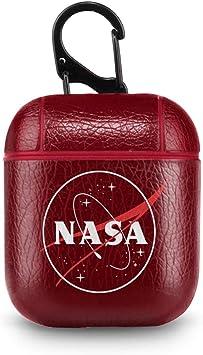 NASA Funda Protectora de Piel para Auriculares Apple AirPods ...