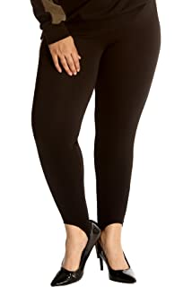 67cc36171be Nouvelle Collection New Womens Pants Plus Size Ladies Side Stripe Trousers  SKI Style Ankle Support Full