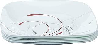 product image for Corelle Square Splendor 10-1/4-Inch Plate Set (6-Piece)