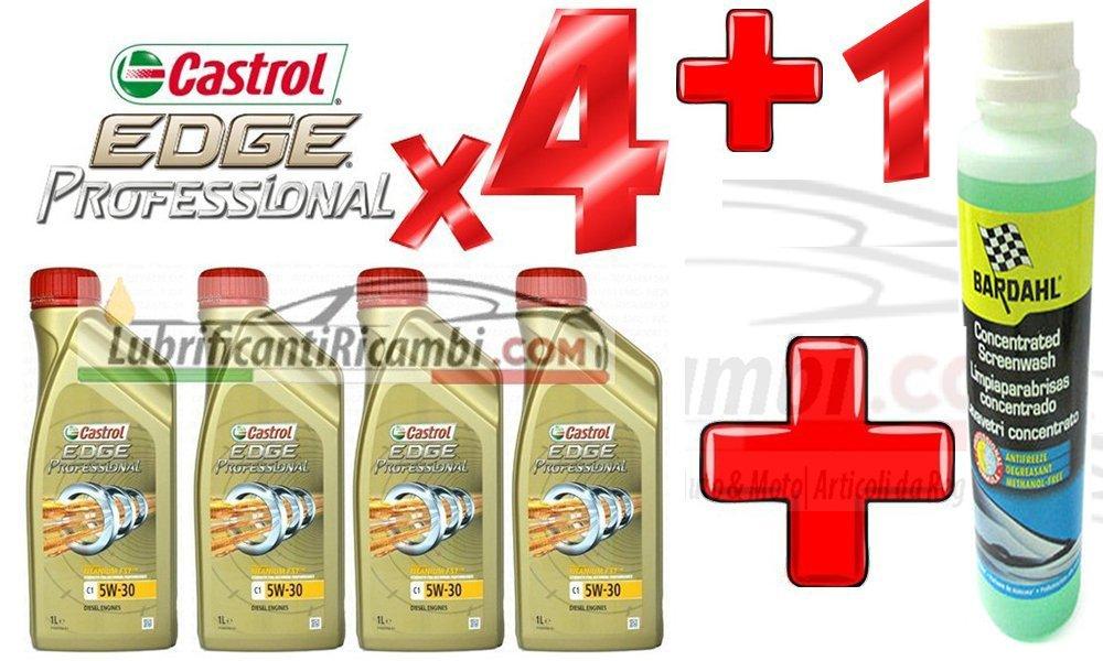 Aceite para motor Castrol Edge Professional 5W-30 Titanium FST C1 ...