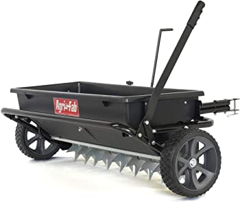 Agri-Fab Pull Behind Grass Seed Spreader
