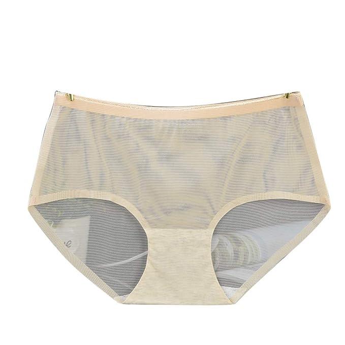 5c61318c9d82 VECDY Lenceria Mujer Sexy Mujeres Puro Malla Transparente Cintura ...