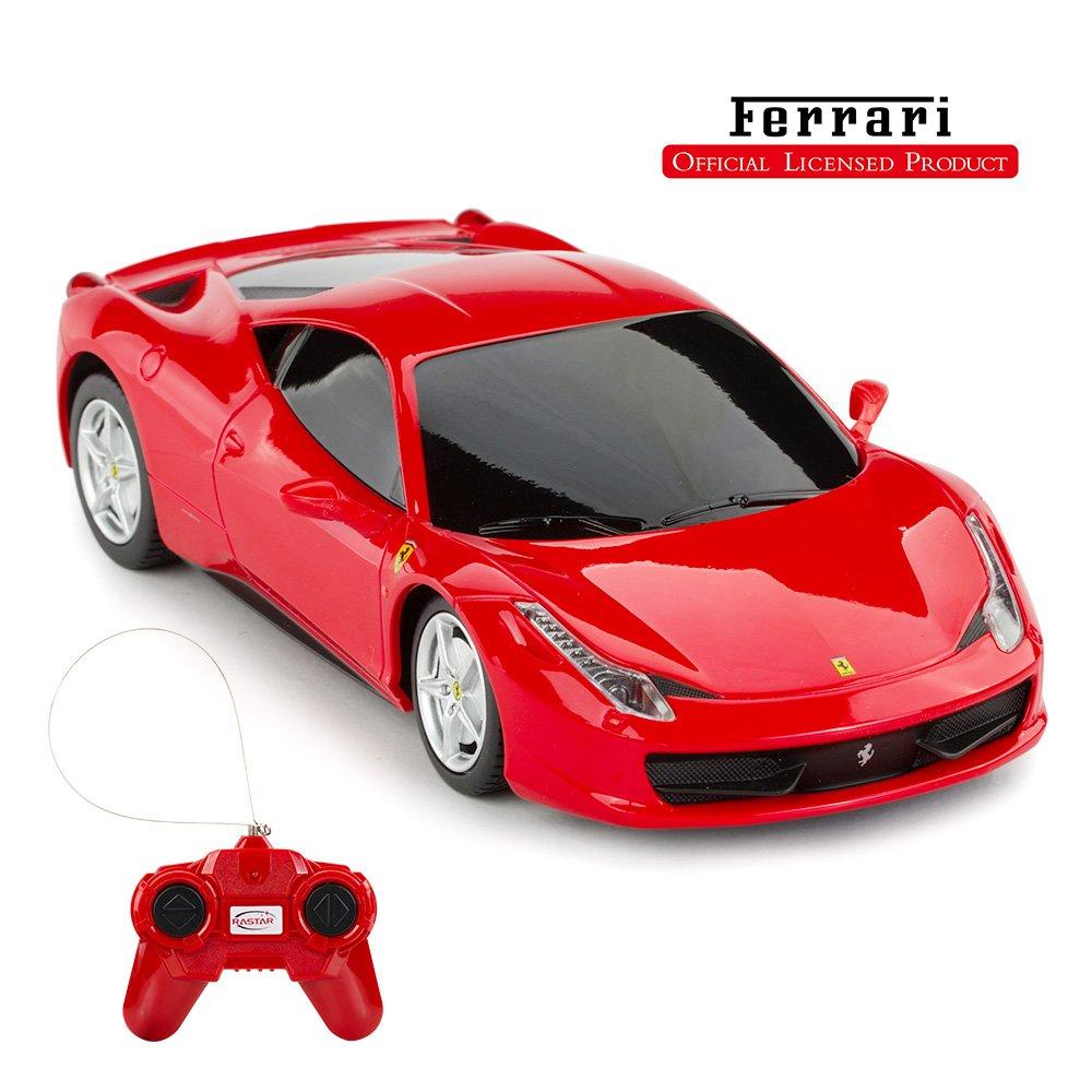 Rastar Remote Control Ferrari Car 1 24 Ferrari 458 Italia Remote Control Car Red Ferrari Toy Buy Online In Bosnia And Herzegovina At Bosnia Desertcart Com Productid 125662203