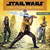 Star Wars Luke and the Lost Jedi Temple