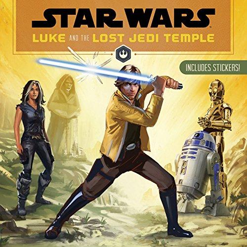 Download Star Wars Luke and the Lost Jedi Temple pdf epub