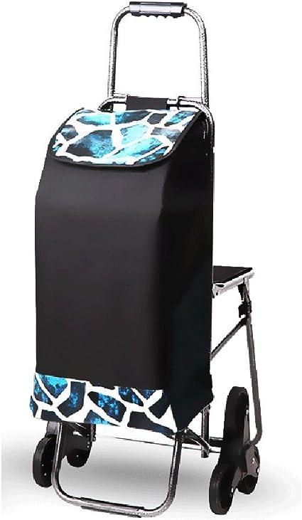 orange Les sacs /à roulettes pliables le sac /à provisions pliable /à roulettes sont durables et faciles /à transporter pour les acheteurs les /étudiants et les employ/és de bureau