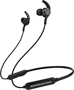 Wireless Headphones,Bluetooth Headphones Bluetooth 5.0, IPX5 Waterproof Built-in Mic 1000min Playtime,Bass Hi-Fi Stereo, Magnetic Connection, for Sports Running