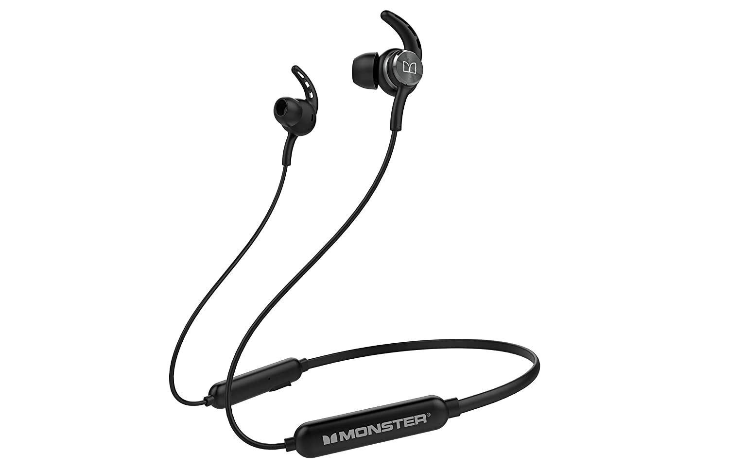 Wireless Headphones,Bluetooth Headphones. Bluetooth 5.0 IPX7 Waterproof 18 Hours Playback time with Magnetic Connection Sports earplugs High Fidelity bass Stereo with Microphone. Used for Fitness