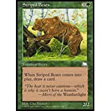 Magic: the Gathering - Striped Bears - Weatherlight by Magic: the Gathering