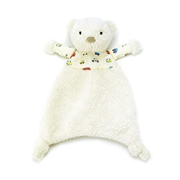 Jelly Cat - Oso chupete de peluche para dormir (BEDS4B)