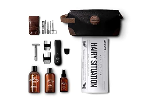 .com: manscaped perfect package 2.0 kit contains: electric ...