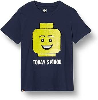 LEGO Cm Wendepailletten Camiseta para Niños
