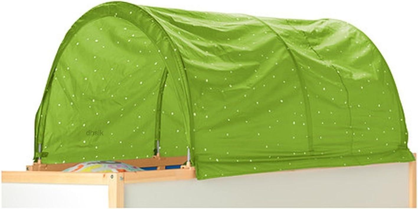 Kao Mart Bed Canopy Tent For Ikea Kura Green Sports Outdoors Amazon Com