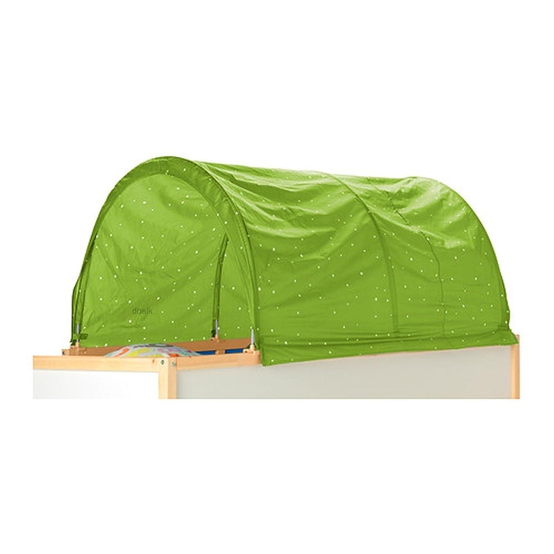Bed Canopies Drapes Green Kao Mart Canopy Tent For Ikea Kura Home Kitchen