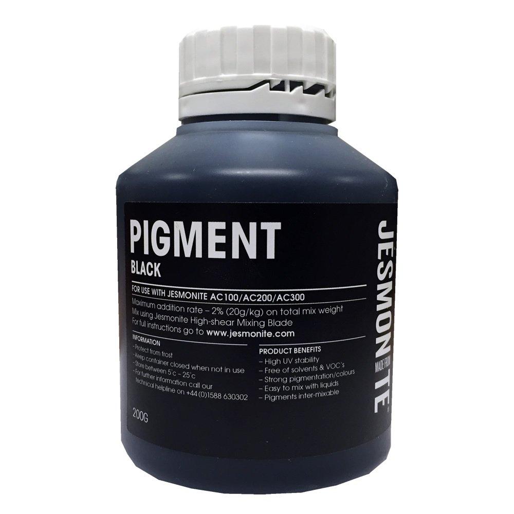 Jesmonite Resin Casting Pigment - Black - 200g