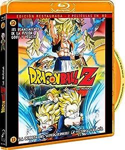 Pack Dragon Ball Z-¡La Derrota Del Super Guerrero! La Victoria ...