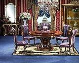 George Versailles classic traditional Furniture Dining Room Set AF113B
