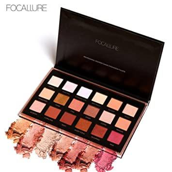 Cheap Price Focallure New Arrival Professional Makeup Eye Shadow Shimmer Matte Eyeshadow Palette Set 20 Colors Cosmetic Beauty & Health