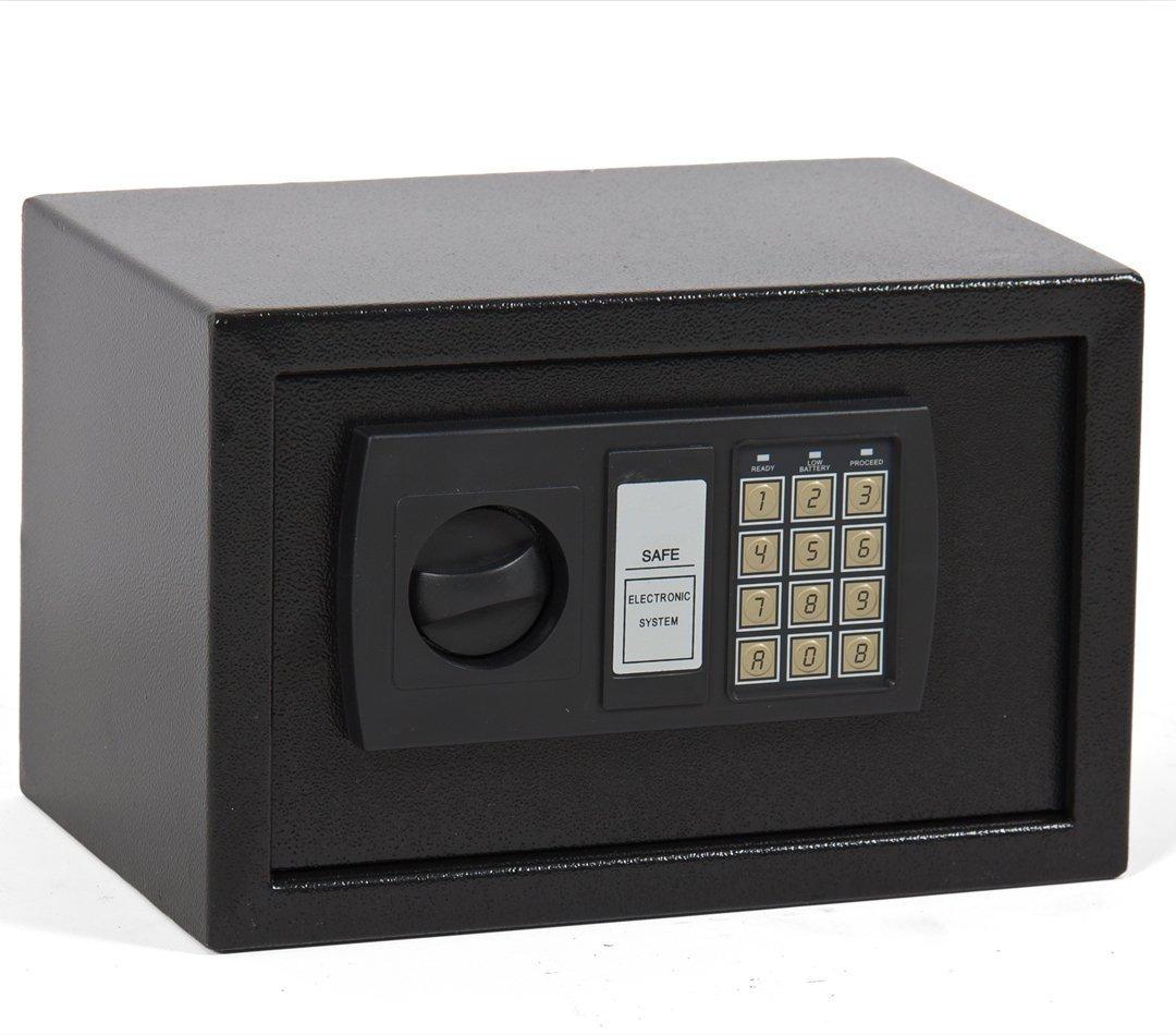 ALEKO G3906 Electronic Digital Safe Home Security Steel Office