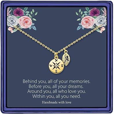 High school graduation gift for her 14K gold filled Best friend graduation gift College graduation gift for her Graduation necklace gift
