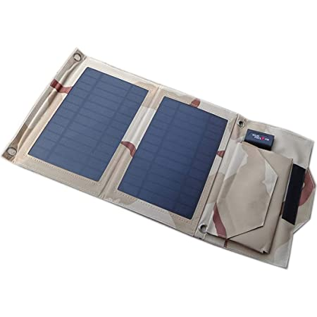HYLMM Cargador Solar Cargador de teléfono portátil Banco de ...