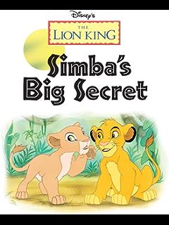 Amazon the lion king disney short story ebook ebook disney lion king the simbas big secret disney short story ebook fandeluxe Ebook collections