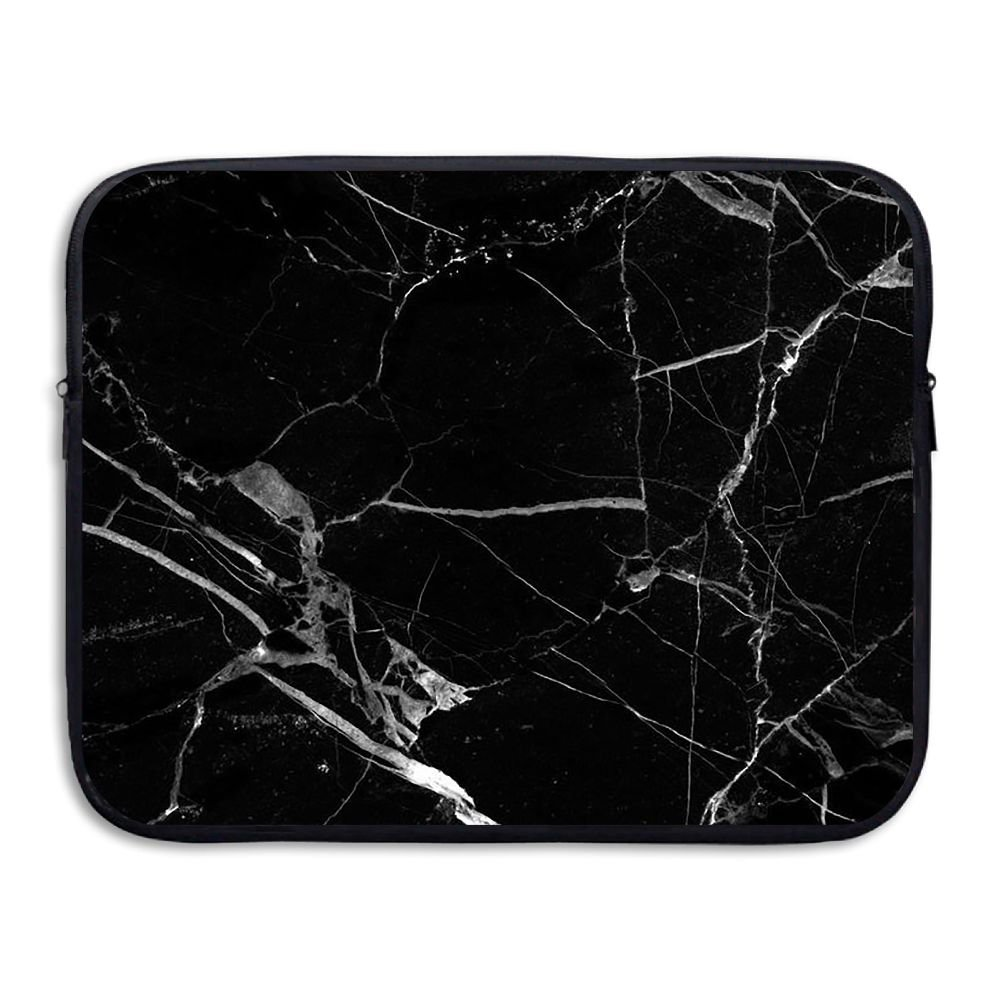 CHERINA RHEA Computer Bag Laptop Case Slim Sleeve Bag Marble Crack Waterproof 13-15 Inch For IPad Air Macbook Pro Surface Book Notebook Ultrabook