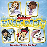 Disney Junior Music Party -  Various