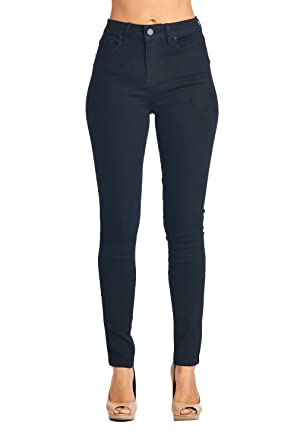 f03ae5b1670 Blue Age Womens Destroyed Stretch Skinny Jeans Denim at Amazon ...