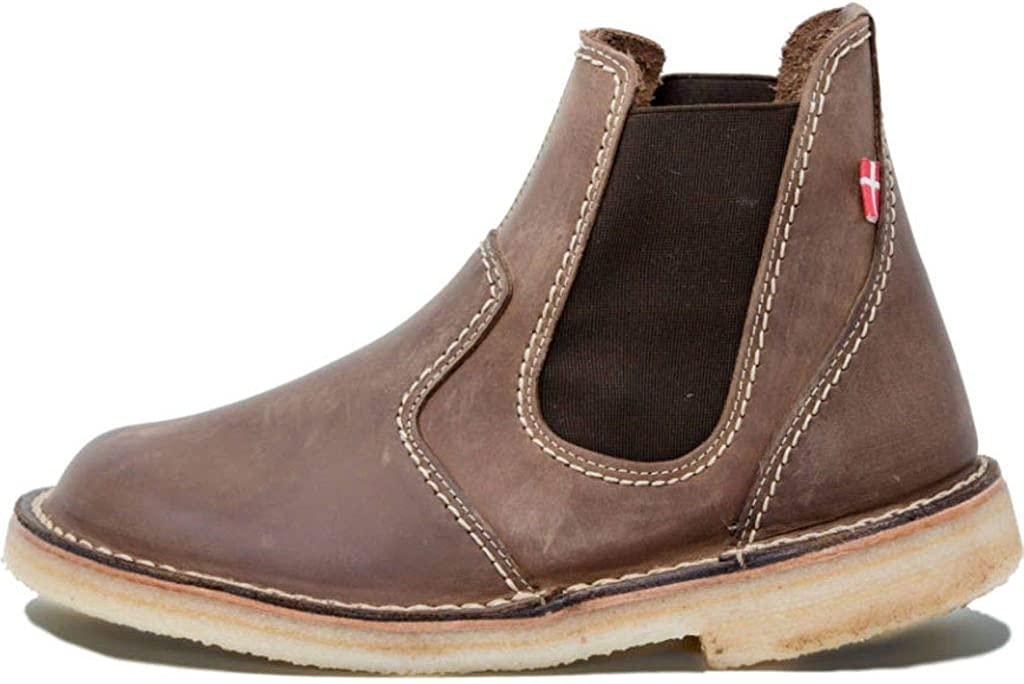 Duckfeet Roskilde Unisex Leather Chelsea Boot