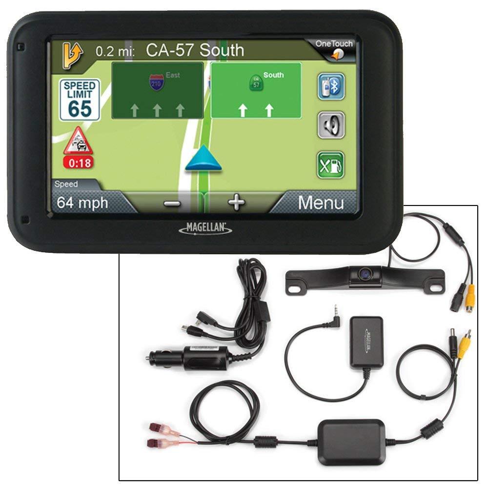 Amazon.com: Magellan RoadMate 5255T-LM & Back-up Camera Bundle: GPS &  Navigation