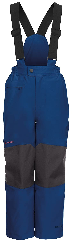 Bleu - bleu marine 110 116 Vaude Snow Cup II Pantalon Enfant