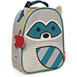 Skip Hop Baby Zoo Little Kid and Toddler Insulated Lunch Bag, Riggs Raccoon