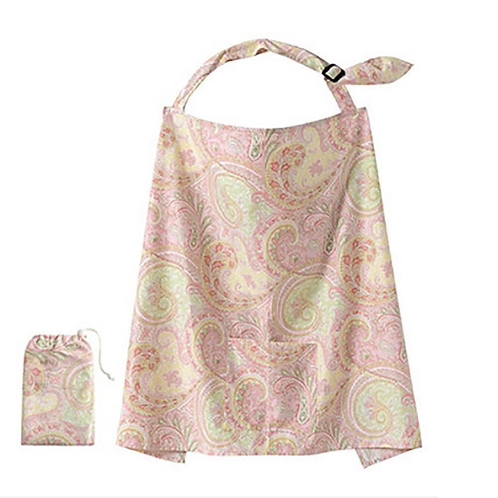 MMRM Baumwolle Stillende Abdeckung Schal für Stillende Mütter - Rosa